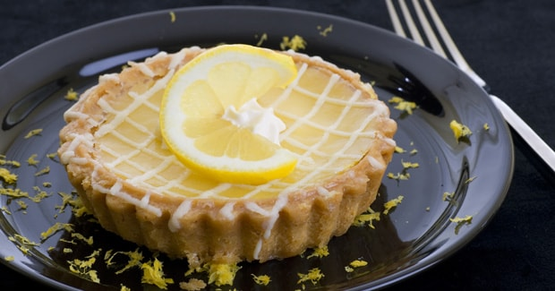 Lemon Tart kMix Kitchen Machine recipe by Kenwood NZ