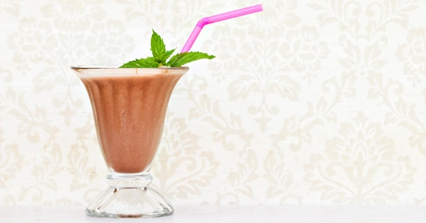 Choco Mint Cooler