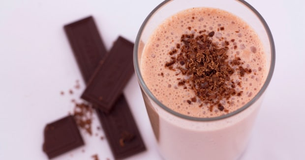 Ginger Chocolate Smoothie