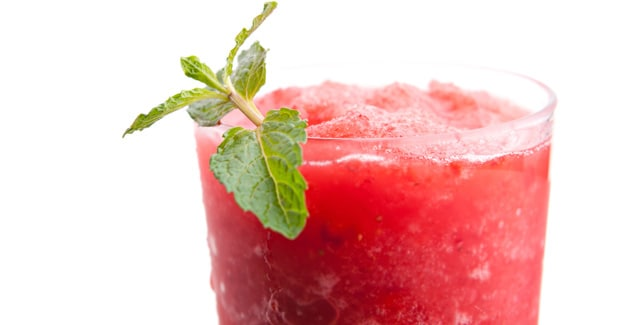 Iced Stawberry Sensation recipe by Kenwood New Zealand