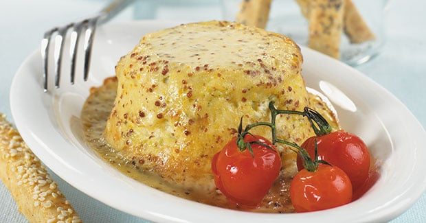Twice Baked Soufflés recipe by Kenwood New Zealand