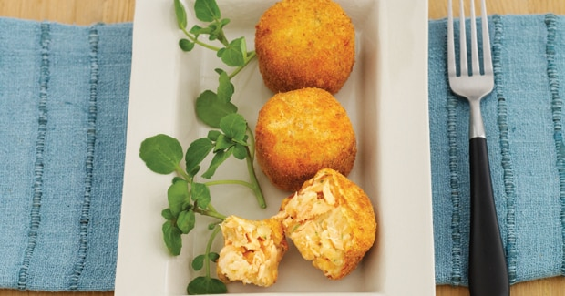 Fish Cakes Prospero recipe by Kenwood New Zealand