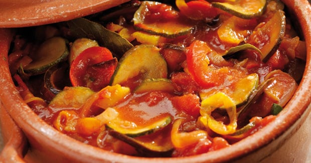 Easy Ratatouille Recipe