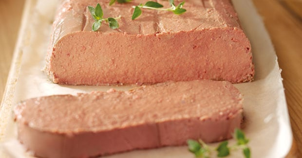 Chicken Liver Parfait Recipe