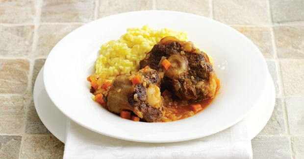 Classic recipe for Osso buco-alla-Milanese | Kenwood Singapore