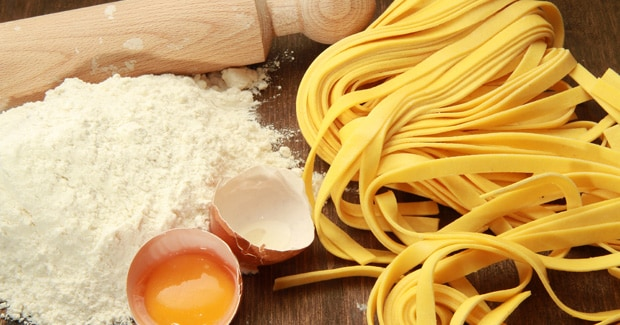Basic Pasta for Italian Pasta Maker