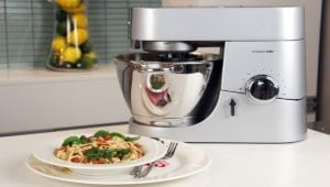 Cooking with Kenwood