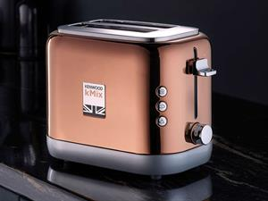 kMix Stand Mixer, Kettle and Toaster Bundle - Rose Gold