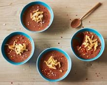 Chocolate and Ginger Mousse recipe