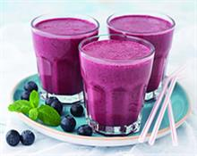 Purple Power Smoothie