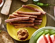 Brazilian Churros - Recipe by Anna Polyviou