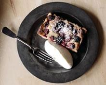 Mixed Berry And Almond Tarts By Jason Roberts - OzHarvest #HereForHope