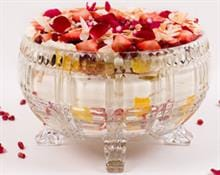 Strawberry & Mango Trifle