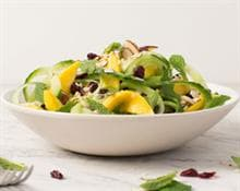Cucumber & Mango Spiralized Salad