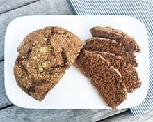 Pumpernickel recipe