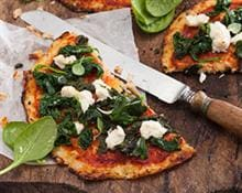 Magic healthy pizza