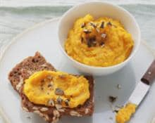 Roasted Pumpkin & Indian Dip