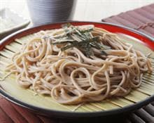 Chilled Soba Noodles with Dipping Sauce