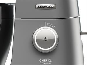 Michel Moran Limited Edition Kenwood Chef XL Titanium - KVL8498S