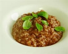 Arroz de Tomate e Bacon
