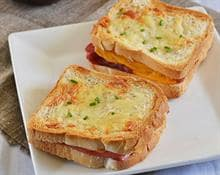Receta de Croque-Monsieur | Cooking Chef de Kenwood