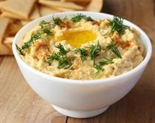 Receta de Hummus | Cooking chef de Kenwood