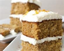 Receta de Carrot cake | cooking chef de kenwood