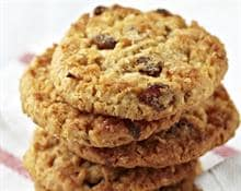 Receta de Cookies de pasas y nueces | cooking chef de kenwood