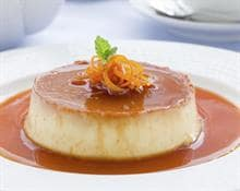 receta de Flan de naranja | cooking chef de kenwood