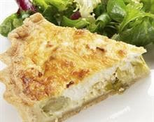 Receta de Quiche de puerro| Cooking chef de kenwood