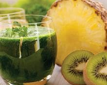 receta batido detox smoothie cooking chef kenwood