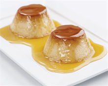 Receta de flan de requesón con kCook | Kenwood