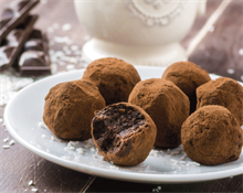 Receta de trufas de chocolate con kCook | Kenwood