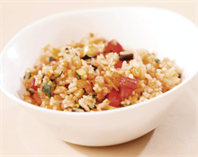 Receta de Arroz vegetal con kCook de Kenwood