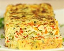 receta de Terrina de Verduras | cooking chef de kenwood