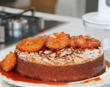 Boiled Orange and Almond Cake