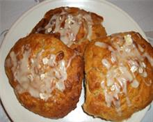 Coconut buns by Barbara Scott