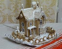 Gingerbread biscuit by Hans Kolberg
