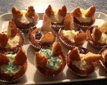 Mum's Butterfly Cakes by Caroline Kelly