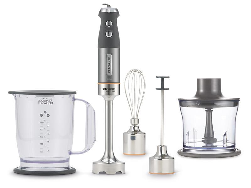 Blender ręczny Triblade System Pro - HDM804SI