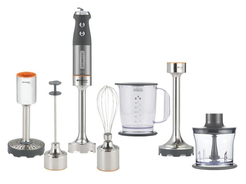 TriBlade SystemPro Hand Blender HDM808SI