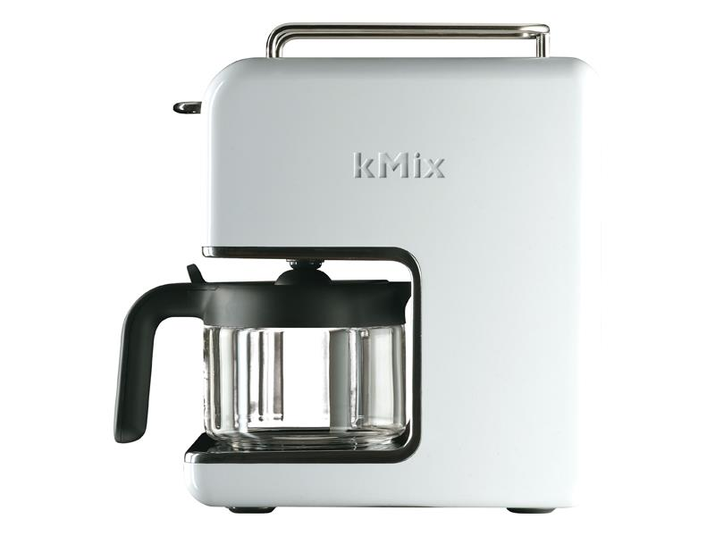 The CM020 kMix Coffee Maker featured in coconut