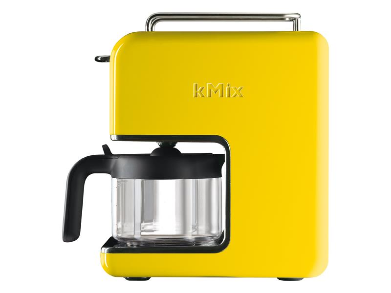 Coffee Makers Lille Horaires : Yellow kMix Coffee Maker CM028 Kenwood UK