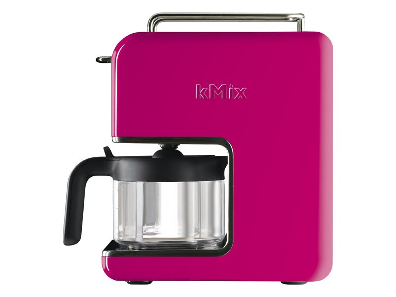 The CM029 kMix Coffee Maker featured in berry