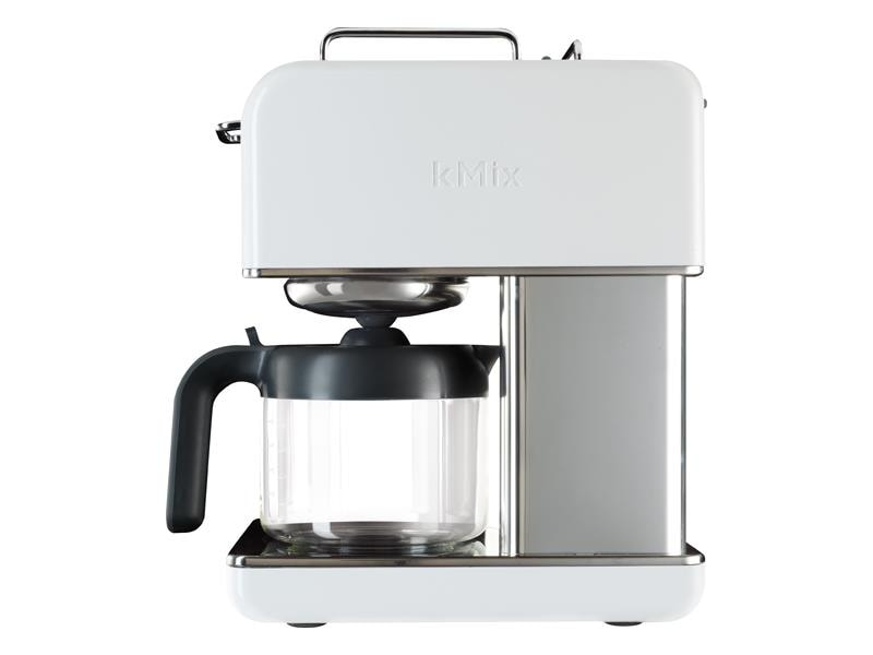 The CM040 kMix Coffee Maker featured in coconut