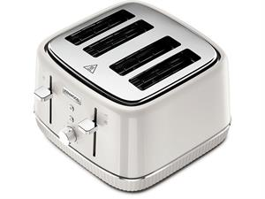 Elegancy Collection 4 Slot Toaster Clotted Cream - TFP10.A0CR