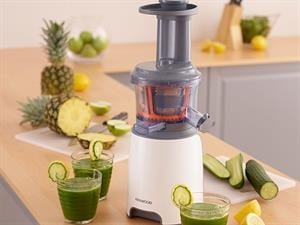 Slow Press Juicer - JMP600WH