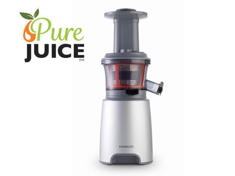 Kenwood Slow Juicer Erfahrungen : The PureJuice Juicer from Kenwood