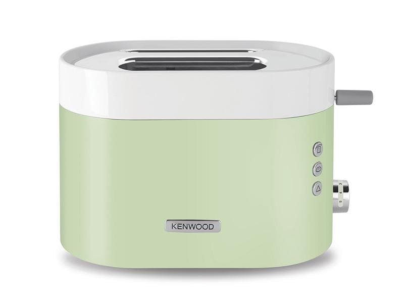 KSense 2 Slice Toaster - Glazed Green - TCM400GR