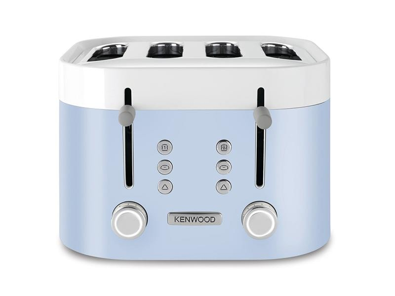 KSense 4 Slice Toaster - Dusted Blue - TFM400BL